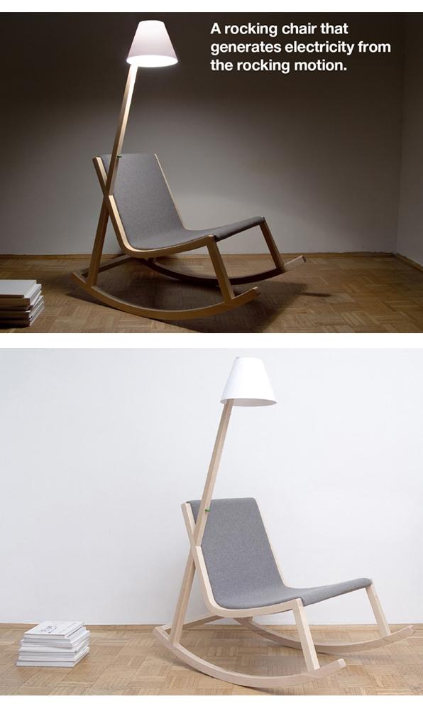 murakami rocking chair rochus jacob