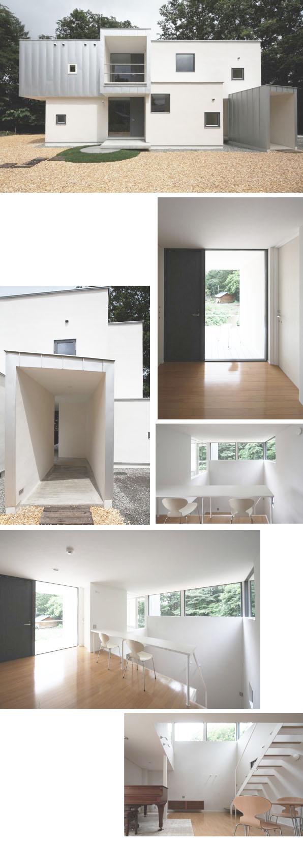 FrameHouse by KeikichiYamauchi architects © photo OsamuAdachi