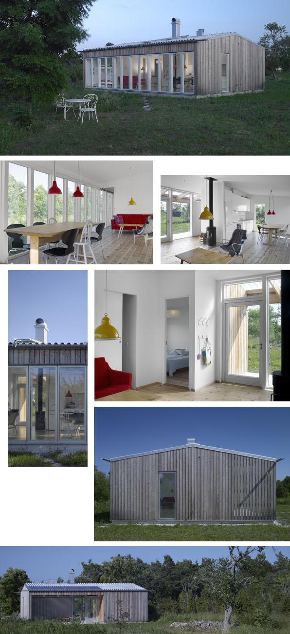 casa verano suecia © llp arkitektkontor ab