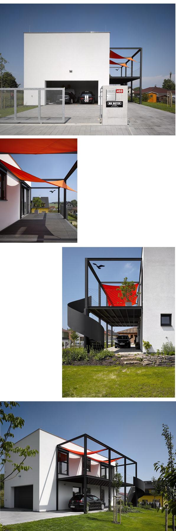 stempel tesar family driver house modus vivendi arquitectura modular prefab architecture design diseño