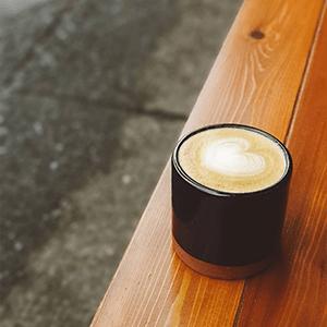 Modus coffee ceramic mugs Vancouver