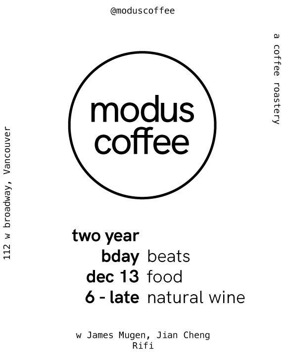 modus broadway 2 year