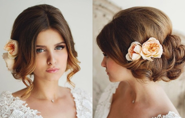 wedding party hairstyle for short hair ~ the royal weddings