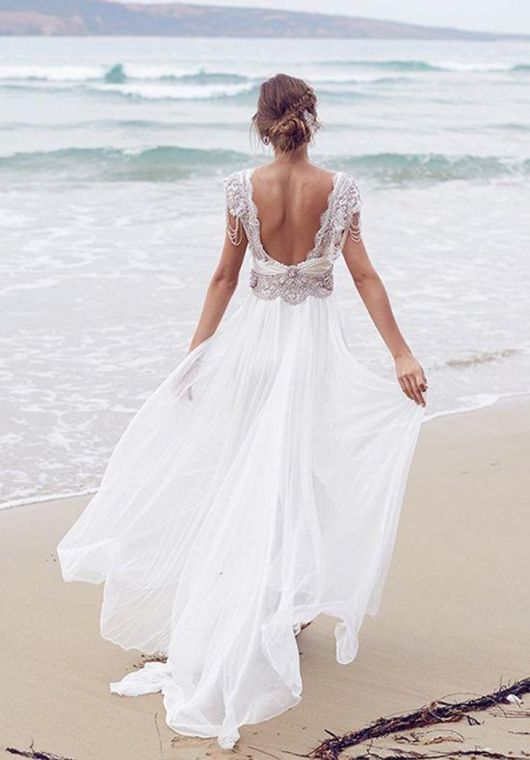 Casual Beach Wedding Dresses To Stay Cool  Lushzone. Wedding Dresses Full Lace. Lazaro Blush Wedding Dress Uk. Blush Wedding Gowns Tumblr. Vintage Wedding Dress White. Modern Pakistani Wedding Dresses. Champagne Wedding Dress Fabric. Celebrity Wedding Dresses. Vera Wang Wedding Dresses Australia Prices