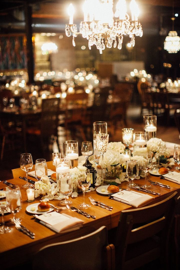 Intimate Chicago Wedding With Rustic Elegance MODwedding
