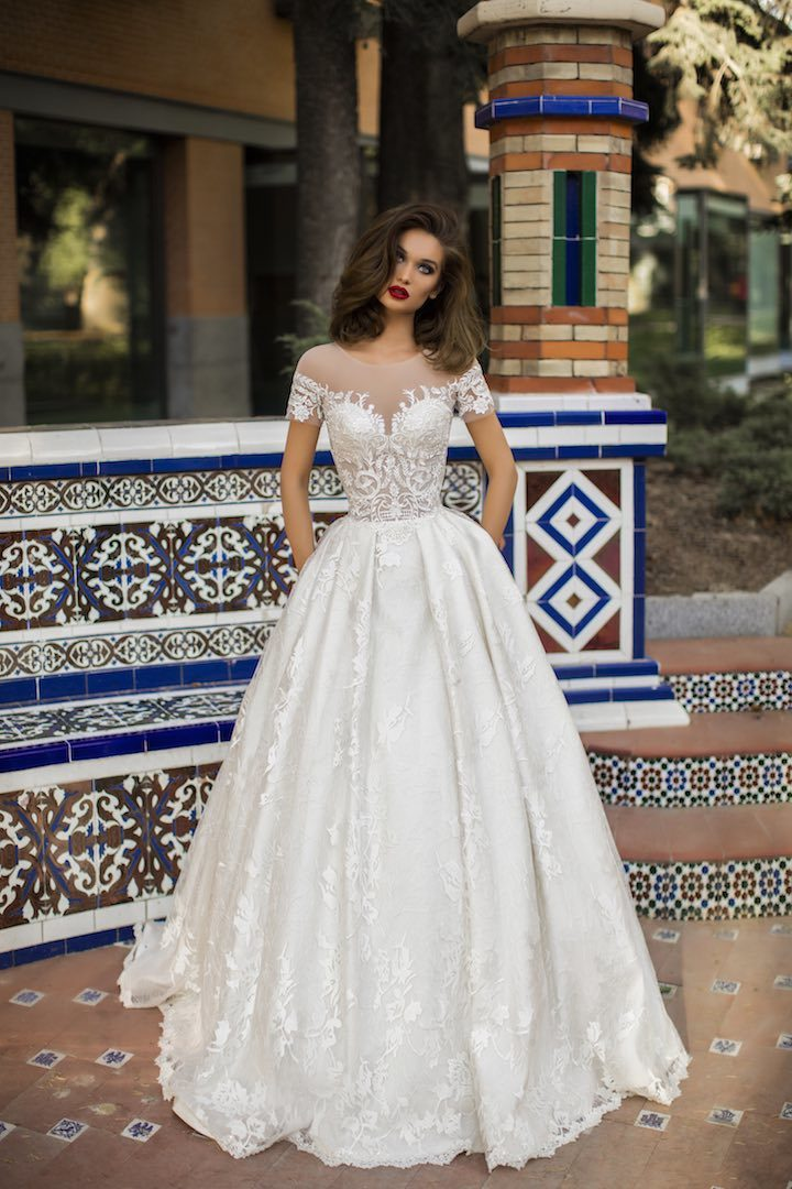 Glamorous Victoria Soprano Wedding Dresses The One