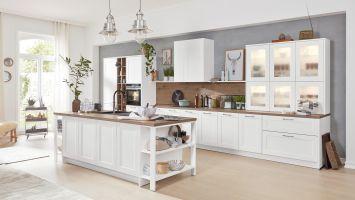 Grosse Inselküche Serie 3002 von Interliving Küche mit ...