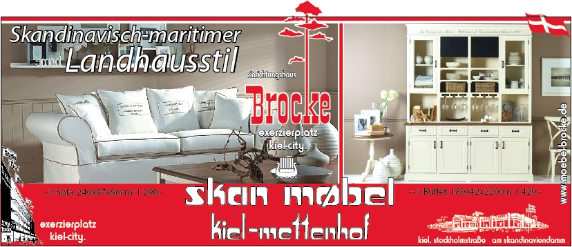 skandinavisch maritimer landhausstil einrichtungshaus brocke skan m bel. Black Bedroom Furniture Sets. Home Design Ideas