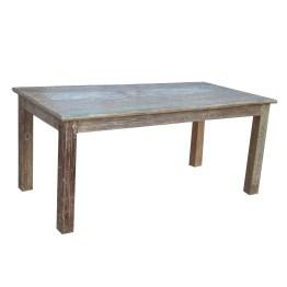 Shabby Tisch aus massivem Holz