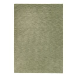 Teppich Shivaz - Hellgrün - 170 x 240 cm