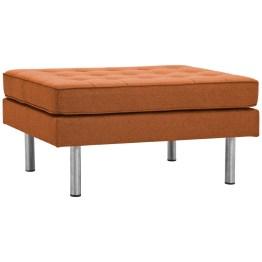 Sie brauchen eine zusätzliche Ablage? Besuch kommt? Sie wollen auf Ihrem Chelsea-Sofa entspannt die Beine hochlegen? Die Lösung bietet in allen drei Fällen: eine Ottomane. Die ist nicht nur in puncto Funktion eine Bereicherung fürs Wohnzimmer