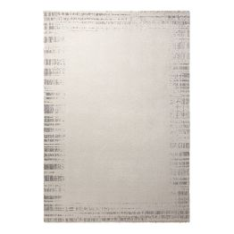 Teppich Corso II - Beige / Weiß - 120 x 170 cm