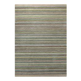 Teppich Samba Stripes - Sand - Maße: 170 x 240 cm