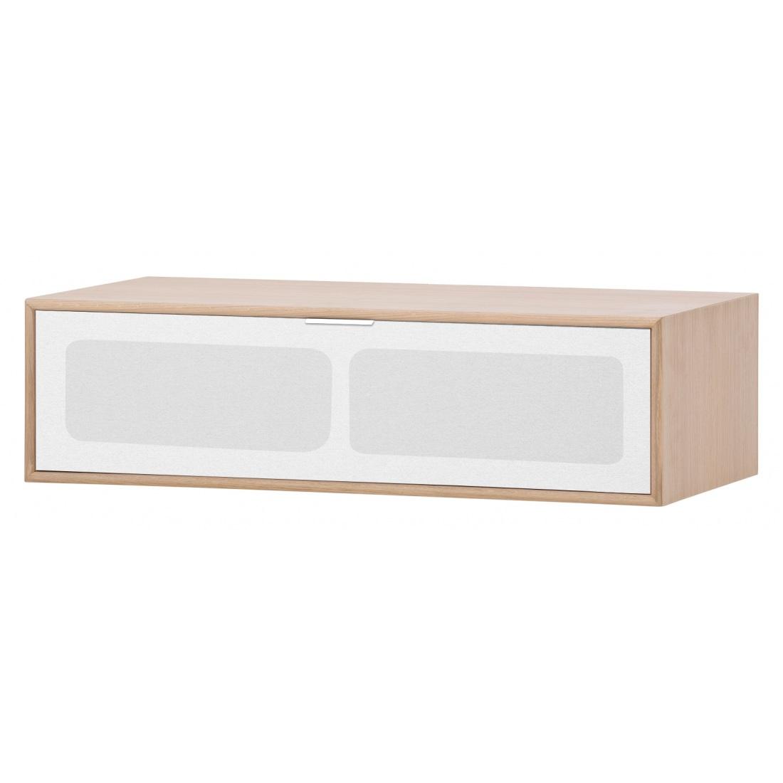 Lowboard Eiche Weiß Sideboard Tv Schrank Moebel Liebecom