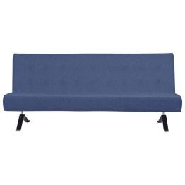 Das Schlafsofa Wave Two in Blau schreibt Gastfreundlichkeit groß: Aus dem eleganten 3-Sitzer-Sofa lässt sich in Sekundenschnelle eine exklusive Traumfabrik für Zwei machen. Eine individuelle Einstellung für optimalen Sitzkomfort ermöglicht der 4-stufig regulierbare Rücken. Aber auch optische Wünsche werden von den Schlafsofas berücksichtigt