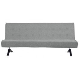 Das Schlafsofa Wave Two in Grau schreibt Gastfreundlichkeit groß: Aus dem eleganten 3-Sitzer-Sofa lässt sich in Sekundenschnelle eine exklusive Traumfabrik für Zwei machen. Eine individuelle Einstellung für optimalen Sitzkomfort ermöglicht der 4-stufig regulierbare Rücken. Aber auch optische Wünsche werden von den Schlafsofas berücksichtigt