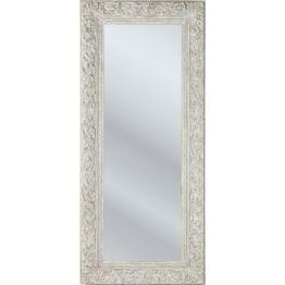 Spiegel: Herrschaftlich präsentiert Dieser elegante Spiegel mit seinen opulenten
