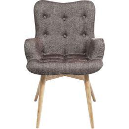 Stuhl: Modern Retro Die Sitzmöbel der Serie Angels Wings bestechen von jeher durch ihre eigenwillige Gestaltung und ihrer Retro inspirierten Form. Markant und kurvenreich gestaltet setzten sie Maßstäbe in Design und moderner Ästhetik. Der Armlehnstuhl ist ein gelungenes Bespiel dafür. Sitzfläche