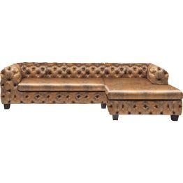 Sofa: Upgrade für den Salon My Desire ist eine Couch mit Luxus-Appeal