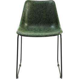 Stuhl: Schlichtes Design - große Wirkung Dieser stylische Stuhl besticht mit seiner puren