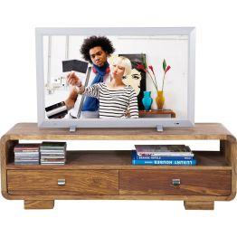 TV-Regal:Pur und authentisch Wer eine klare Designsprache schätzt