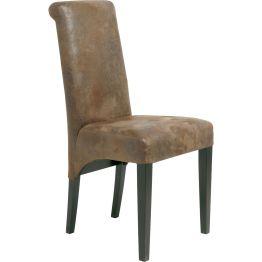 Stuhl: Eleganter Stuhl im Vintage Look Ein KARE Klassiker