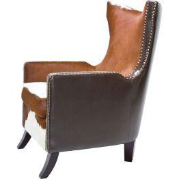 Sessel: Western Magic Natürliche Materialien