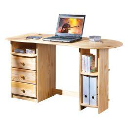 Computertisch Touchround - Massivholz