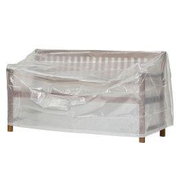 Schutzhülle Klassik für Gartenbank (3-Sitzer) - Kunststoff