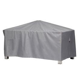 Schutzhülle Premium für rechteckigen Gartentisch (155 x 95 cm) - Polyester