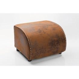 Hocker: Hocker mit Swing Dieser Hocker ist die perfekte Ergänzung zum Sessel Swing Ritmo Vinatge Eco. Sessel und Hocker sind wie für einander gemacht und passen ideal von Stil und Farbe zusammen. Als modulare Verlängerung des Sessels oder als zusätzliche Sitzgelegenheit