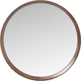 Spiegel: Toller Spiegel mit Holzrahmen Der Spiegel