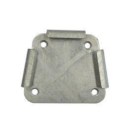 Adapterplatte Camron - Stahl