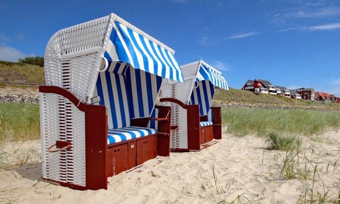 Strandkorb kaufen - Tipps