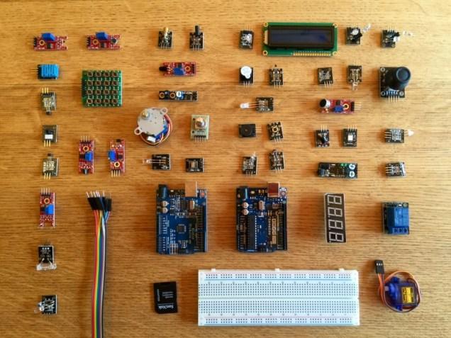 Formation fabriquer un objet connecte avec Arduino