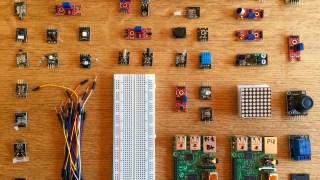 Formation fabriquer un objet connecte avec raspberry pi