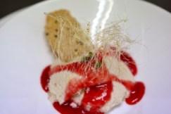 苺とマスカルポーネチーズのムース