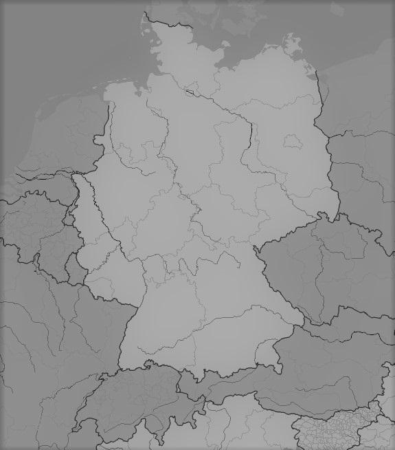 Arbeitsblatt Nachbarlander Deutschland Schon Stumme Karte