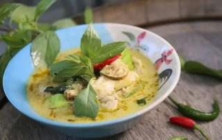 Grüne Currypaste selber machen