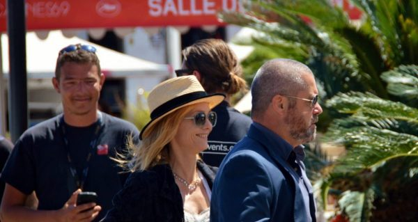 Vanessa Paradis, one of the Cannes Film Festival judges