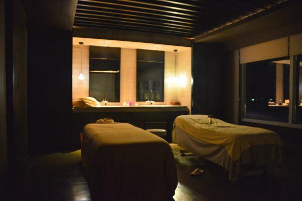 massage in manila treatment room