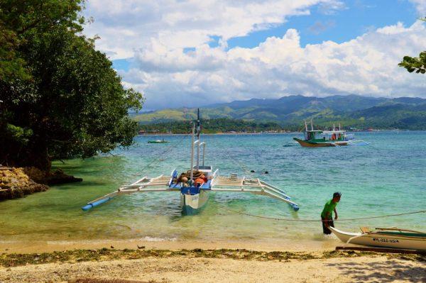 Beautiful Island arrival