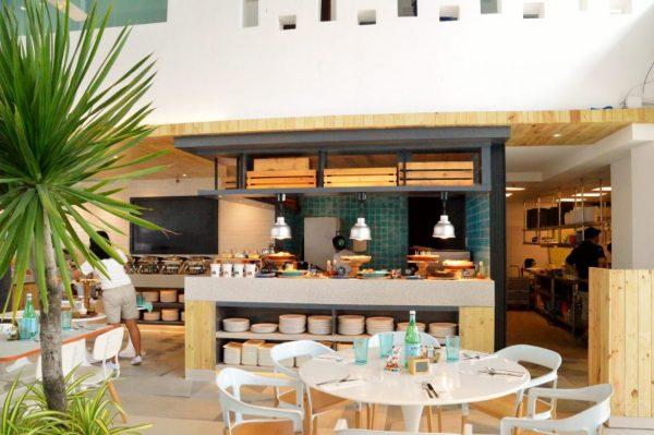 Cha Cha's Restaurant Coast Hotel Boracay