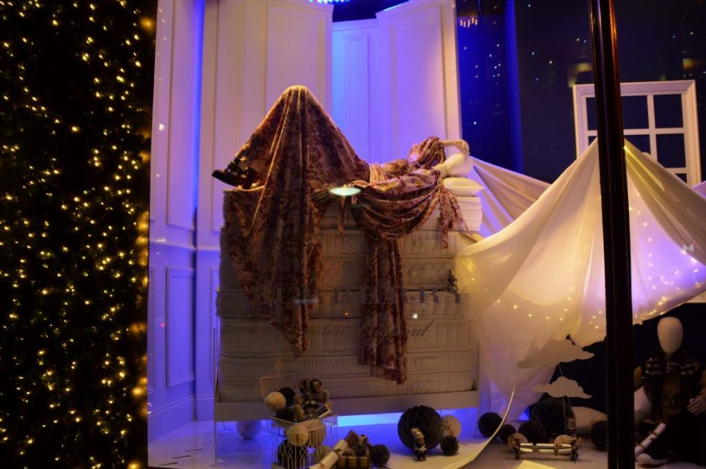 London Christmas Windows