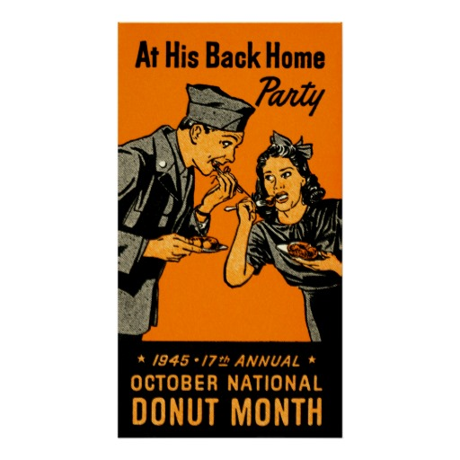 Donut Month, 1945