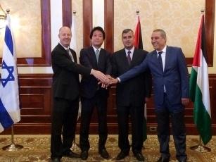 薗浦外務副大臣の第5回「平和と繁栄の回廊」構想四者閣僚級協議への出席1
