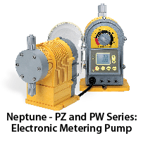 Neptune PZ Electronic Series Pump