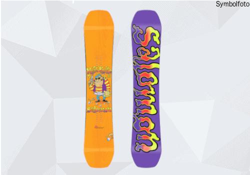 Salomon Snowboard, anfänger Jugendliche, Mogasi