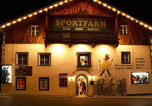 Sportfarm Stubai online buchen mogasi