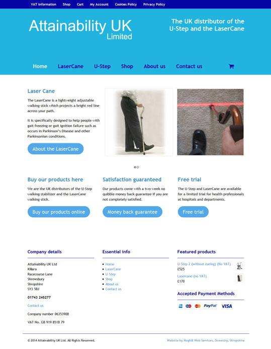 Attainability UK Ltd